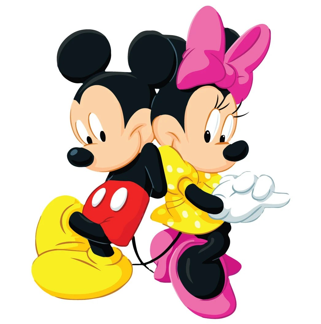 Mickey and Minnie svg Mickey and Minnie eps Mickey and