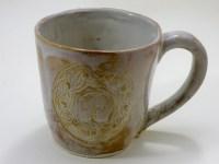 Extra large tea mug beer mug 29 oz. food safe Glaze STONEWARE