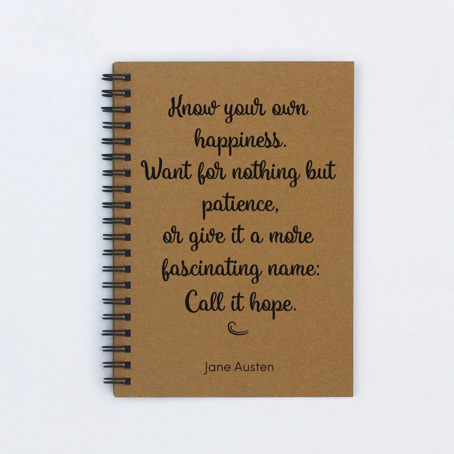 jane austen quote know