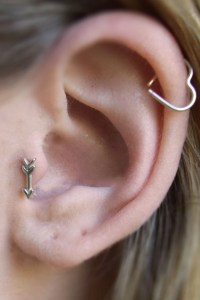 The gallery for --> Cartilage Earring Stud