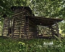 Tobacco Barn Log Cabins