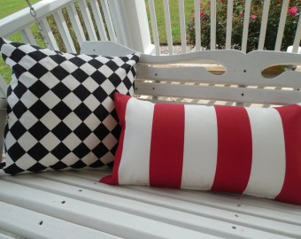 Best 25 Striped Cushions Ideas On