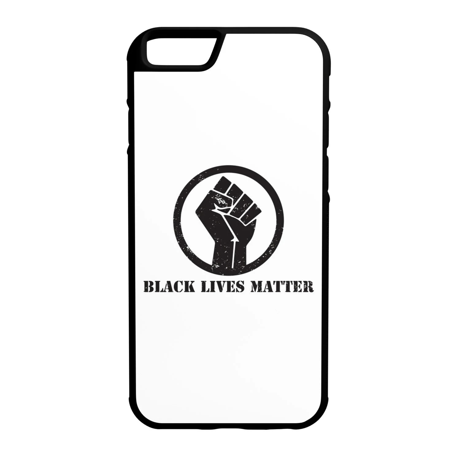 Items similar to Black Lives Matter Fist iPhone Galaxy