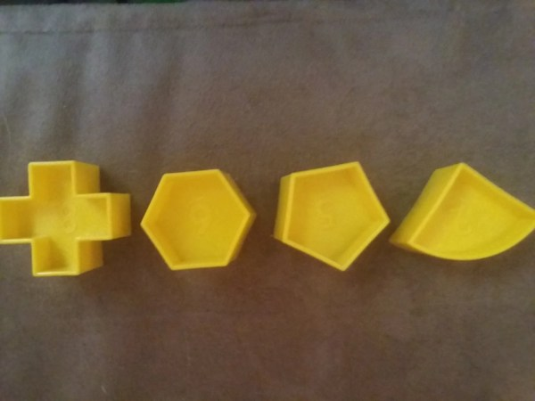 Vintage Tupperware Shape Toy Replacement Parts