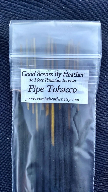 Pipe Tobacco Incense Sticks 20 piece