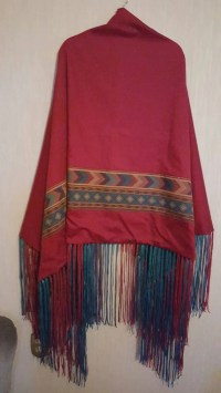 Native American Indian dance shawl regalia