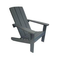 Modern Style Adirondack Chairs High Top Table Kitchen Chair Made From Poly Wood