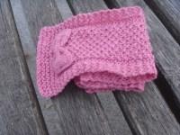 PDF Knitting scarf pattern Knit scarf patten for child by