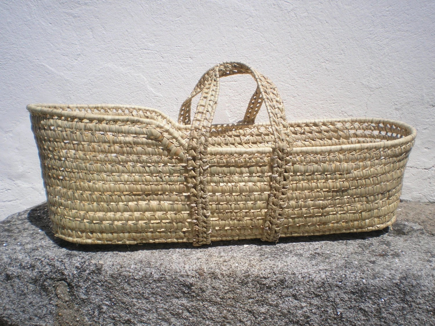 Moses Basket Palm Leaf Baby Moses Basket You Can Choose The