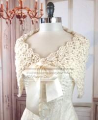 Spring Crochet Wedding Shawl Pattern Easy Crochet Pattern