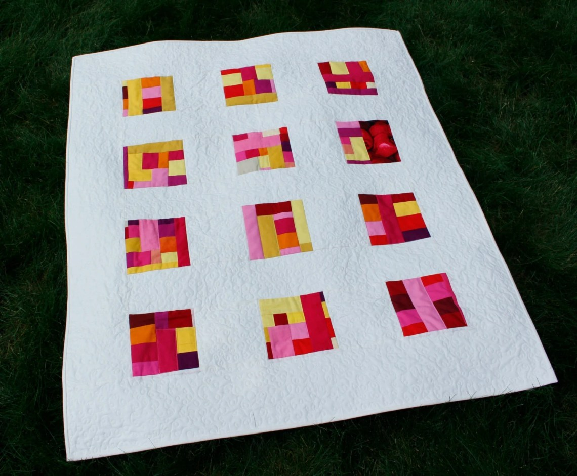 Wall Quilt Quilt on Sale Modern Quilt Art Quilt Home