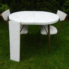 Formica Table And Chairs Wedding Chair Covers Bristol Kitchen Set Dinette With