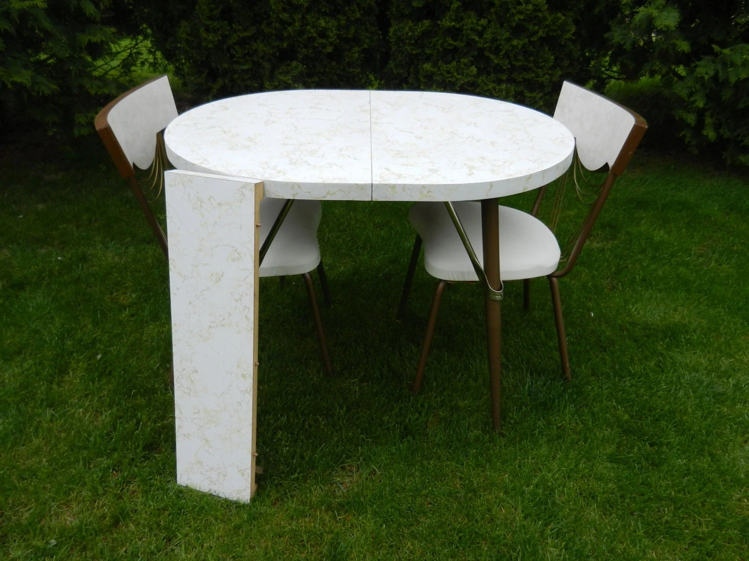 Formica Table And Chairs Formica Kitchen Table And Chairs Set Dinette Set Table With