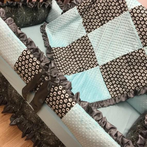 Jack Skellington Crib Set