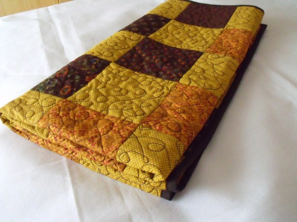 Sofa Throw Quilted Blanket Single Quilted Throw Rustic