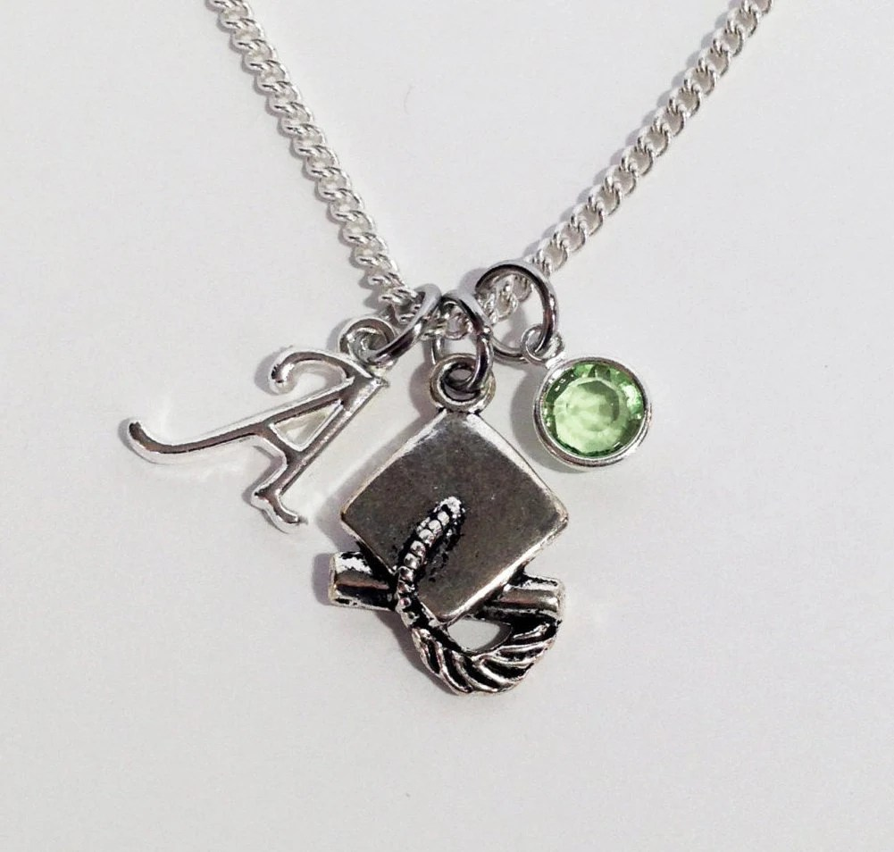 Graduation Necklace Graduation Gift for Her Graduation Gifts