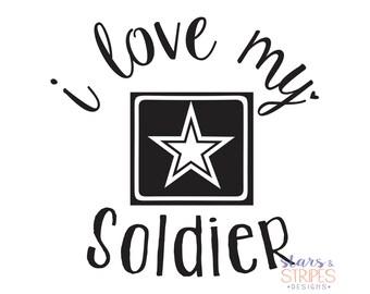 Download USMC Love Decal. Marine Corps Hero America Patriotic. Milso