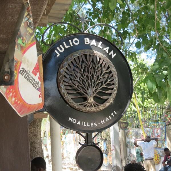 Tree Of Life Arch Haiti Metal Art Fair Trade Recycled Wall