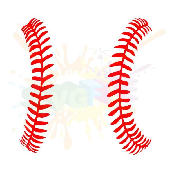 softball stitches svg files