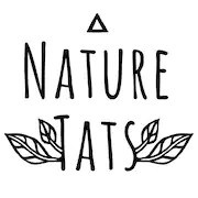 Nature Inspired Temporary Tattoos by NatureTats on Etsy