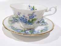Royal Albert Tea Cup and Saucer, English Bone China Cups ...