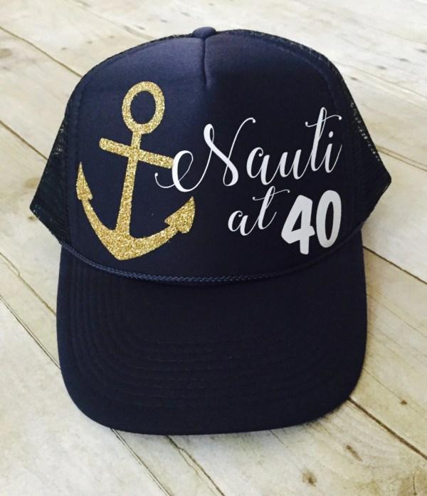 070764e509cec 80+ 40th Birthday Trucker Hats - Birthday Hats 40th Trucker Hat ...