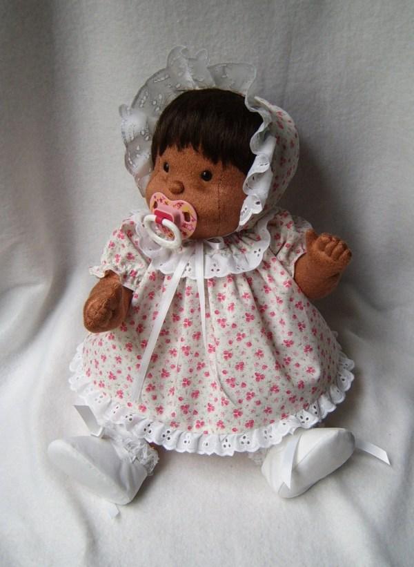 Soft Cloth Baby Doll