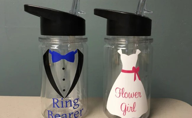 Ring Bearer Gift Flower Girl Gift Wedding Party By