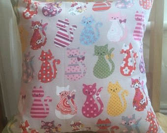 Cat pillow cover  Etsy