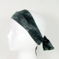 Tie Dye Head Scarves Bandanas Hippie Head Scarves Chef's