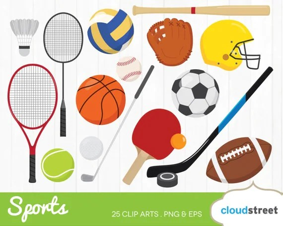 2 1 free sports clipart