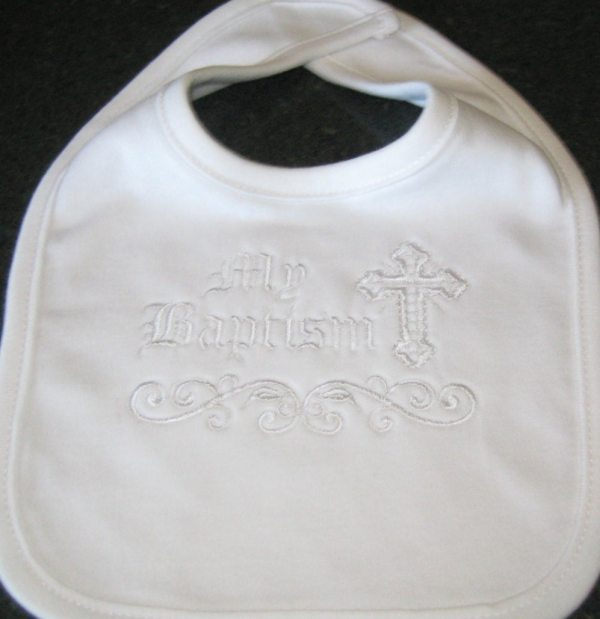 Baby Girl Bib Machine Embroidery Designs