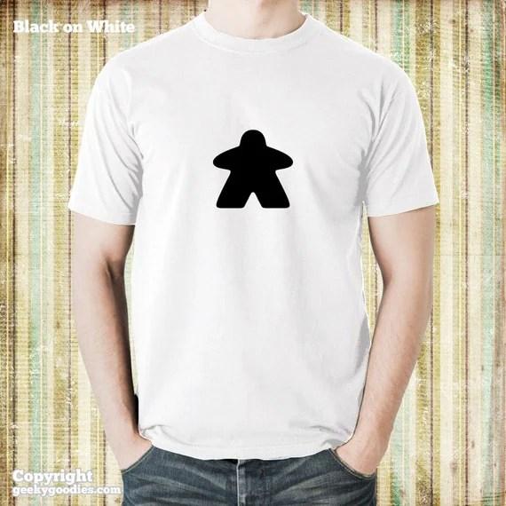 meeple t shirt