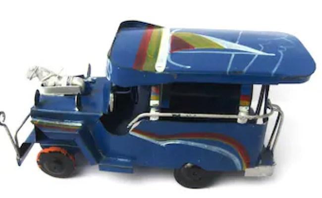 Vintage Toy Truck Etsy