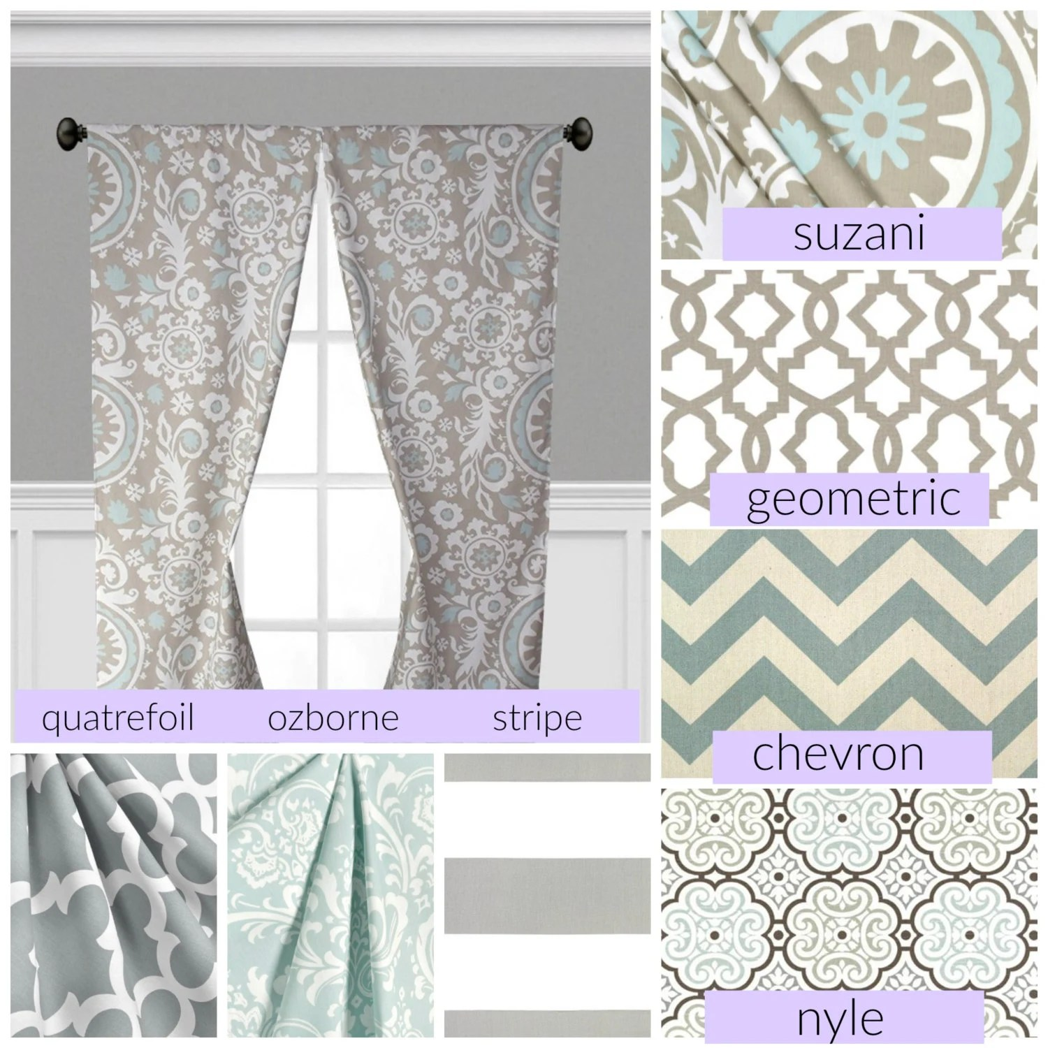 Moroccan Curtains Etsy