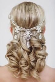 wedding crystal hair accessories