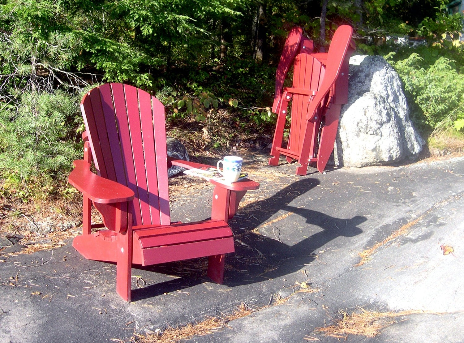 Plans For Adirondack Chairs Folding Adirondack Chair Plans