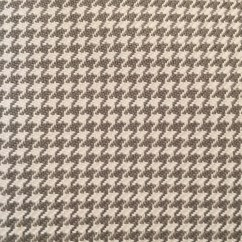 Houndstooth Sofa Fabric Oversized Daybed Grey Upholstery By The Yard