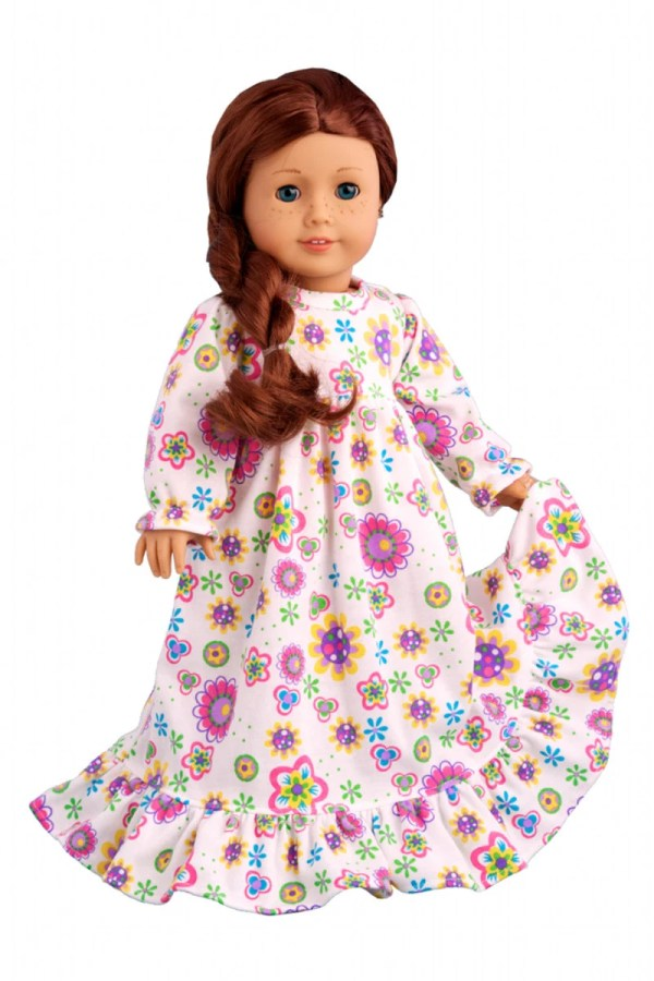 Good Night Doll Clothes for 18 inch American Girl Doll