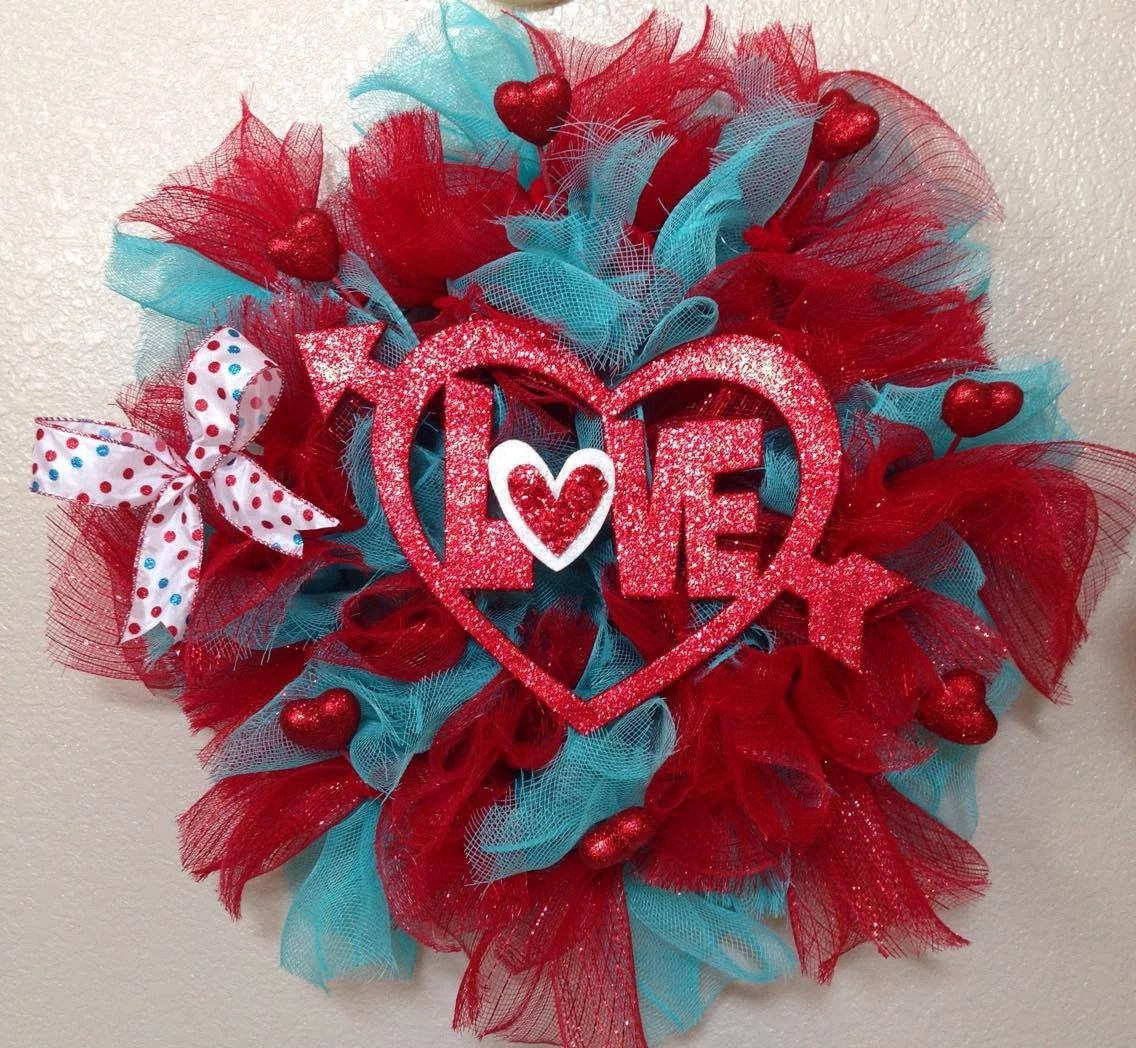 Unique Cupid Wreath Related Items Etsy