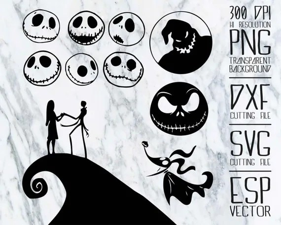 Download Jack Skellington the nightmare before christmas by Just1Dollar