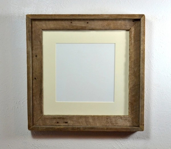 Square Frame 12x12 With Mat 10x10 8x8