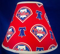 Philadelphia Phillies Lamp Shade