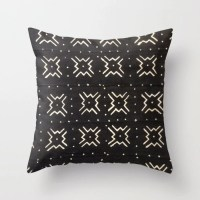 Mudcloth Pillow Cover Vintage Malian by PillowsByElissa on ...