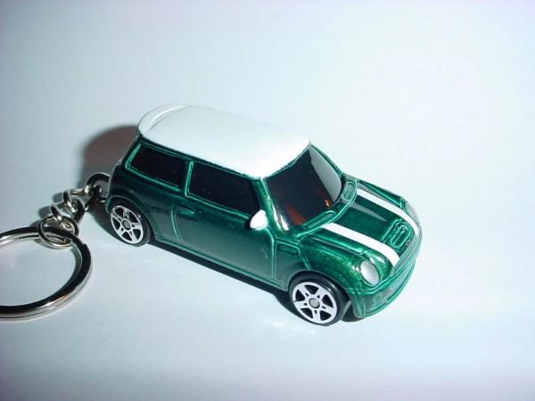 3d Mini Cooper Custom Keychain Brian Thornton Keyring Key