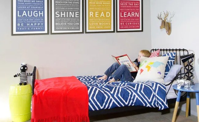 Wall Art For Teens Teenager Room Decor Tween Kids Industrial