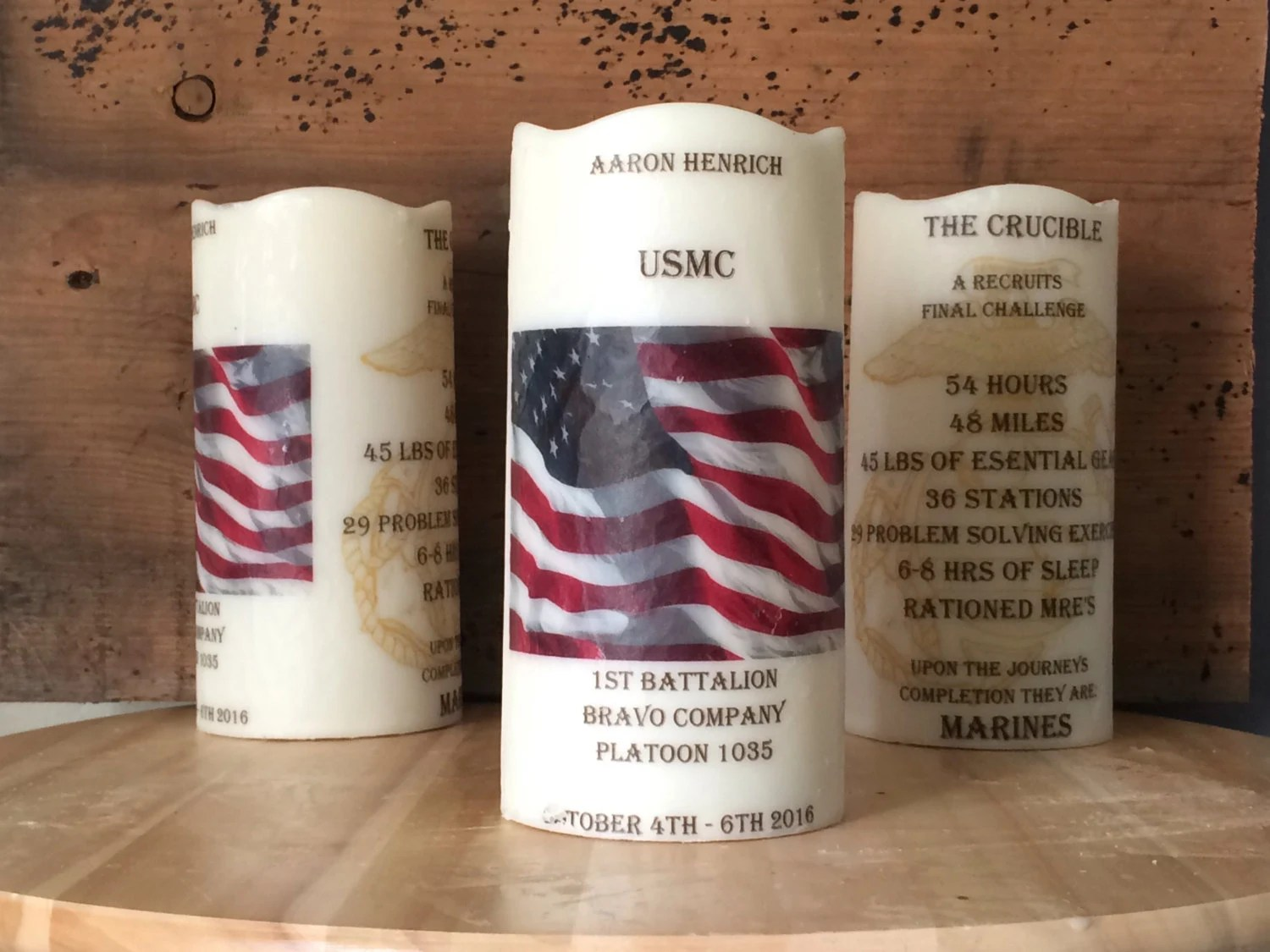 photo about Crucible Candle Printable referred to as Maritime Crucible Candles - Researching Mars