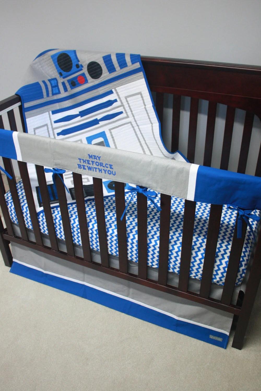 star wars crib bedding