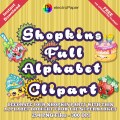 Shopkins full alphabet clipart free 148 by electropaper on etsy