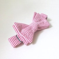 Red Bow tie kids bow ties Striped Bow Tie Toddler Bow tie